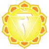 solar plexus chakra colors