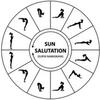 sacral chakra sun salutation to align and balance svadhisthana