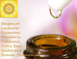 solar plexus chakra essential oils