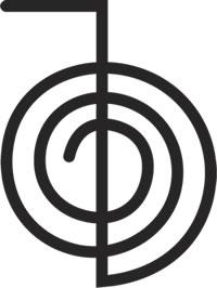 Choku Rei Reiki symbol