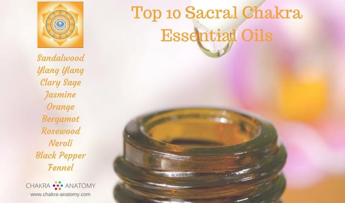 sacral chakra essential oils