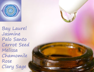 third eye chakra essential oils